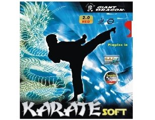 Гума Giant DragonKARATE SOFT (30-002S)